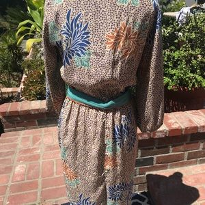 Anthropologie Dresses - EUC Anthro Corey Lynn Calter Silk dress